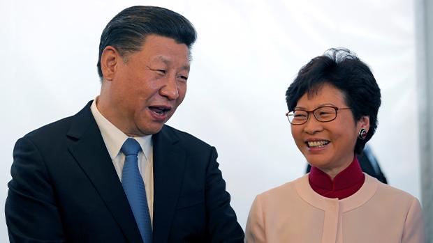 傳北京研設「確認書」趕民主派選委 中共進一步操控特首產生