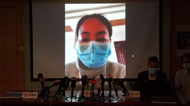 滯鄂港人62位有長期病患 5人是孕婦