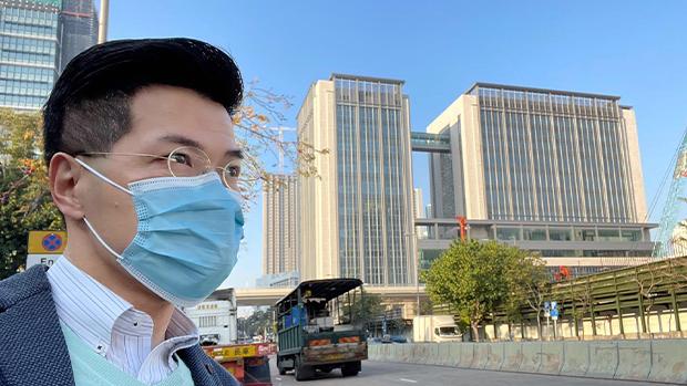 范国威退出新民主同盟及香港政坛
