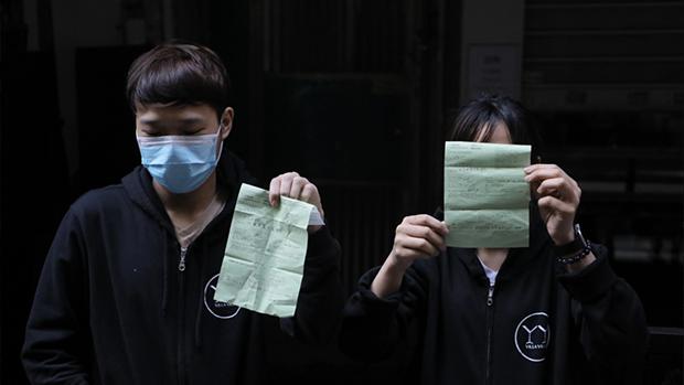 【北角封區】黃店員工徹夜未獲檢測 早上被票控違強檢令每人罰5千元