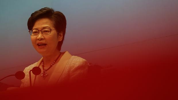 【国安时代】林郑接受《东周》访问:没有国安法 就无法去控制疫情