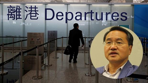 再有民主派人士離港 消息指李永達已前往英國