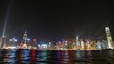 【中共黨慶】「光影3D耀維港」變黨慶 港人「被代表」 慶委會:代港人感謝中共