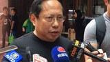 2016年6月5日,支聯會主席何俊仁認為,出席維園六四燭光晚會的市民,是經過思考作出決定。(香港電台圖片)