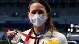 【东京奥运】何诗蓓200米自由泳夺银 港队创历史佳绩