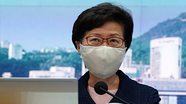 跟毒梟恐怖主義者同等「招呼」:美國制裁香港官員有多「辣」?