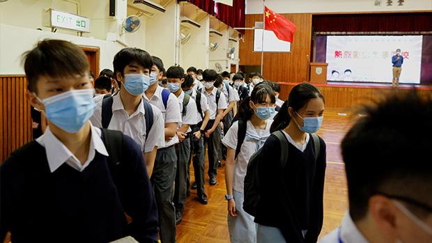 【政治教育】港府国安课程框架 教学生分辨官定「假新闻」