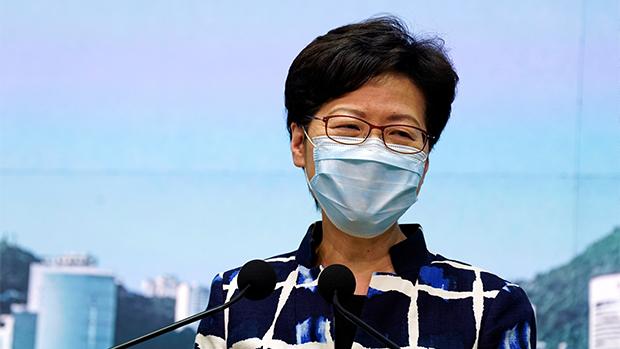 林鄭稱行政主導「清晰真理」 學者批矮化香港司法獨立性