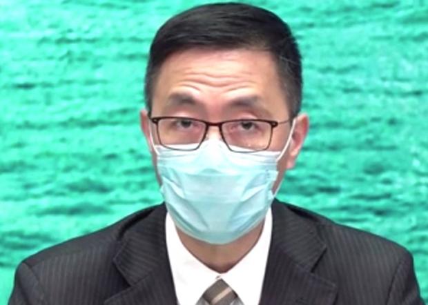 楊潤雄:規定教師須完成「國家安全」培訓。(資料圖片)