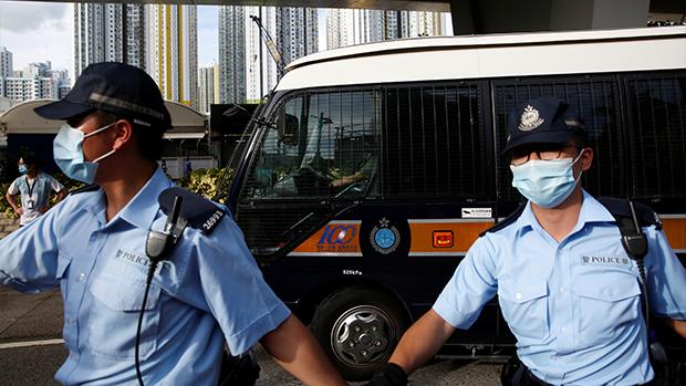 【唐英傑案】「光復香港」等同「推翻政權」?    北一女《光復青春》這樣唱