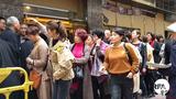 圣诞节大量陆客涌港消费 商界欣喜居民皱眉