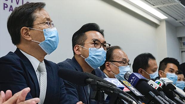 香港:被取消資格議員真空期延任有沒有矛盾?