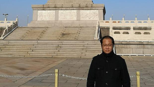 支联会副主席蔡耀昌近日赴京   曾与天安门母亲及维权人士见面