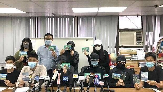 「12港人案」自稱官派律師向家屬要求代被捕人認罪    支援人士質疑為勢所逼