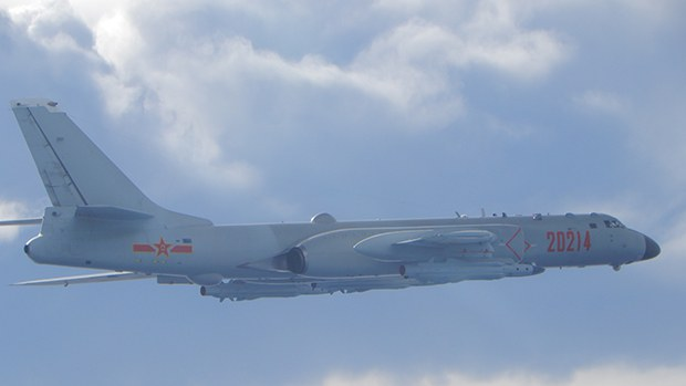路透:中共军机网战扰台    「灰色地带」攻势耗国军资源战意