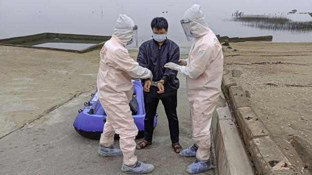 再有陆客乘橡皮艇企图偷渡赴台 四日两起台方关注国安及社会稳定问题