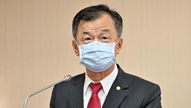邱太三籲北京停止軍事威脅 重啟對話減少誤判