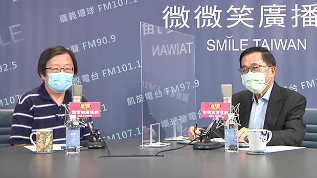 陳水扁認為推動台獨顧慮很多 但應由台灣住民決定不要放棄