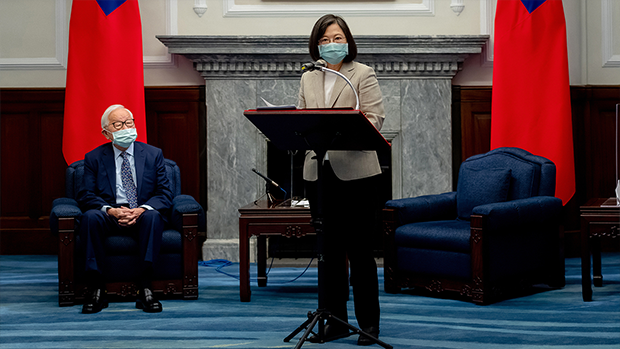 APEC非正式領袖閉門會議 台灣代表將爭取疫苗公平分配