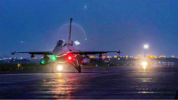 陸拒承認「海峽中線」:台「聯翔操演」模擬與共機交戰
