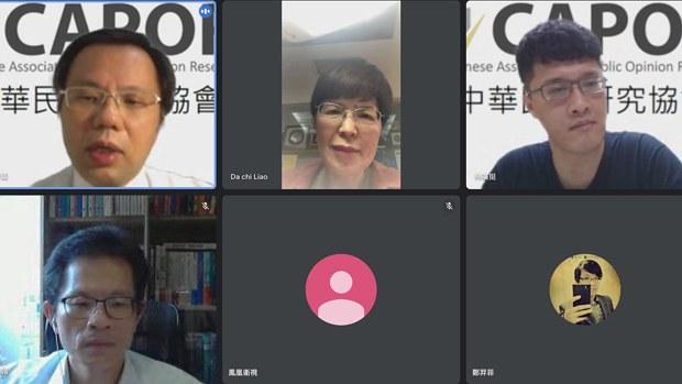 台灣大選民調顯示民眾冀維持現狀 支持「親美疏中」的對外政策