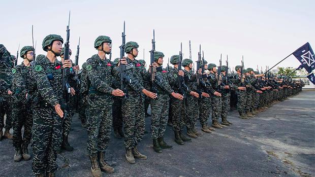 大陆攻台仍属选项 台军事投资预算增至898亿