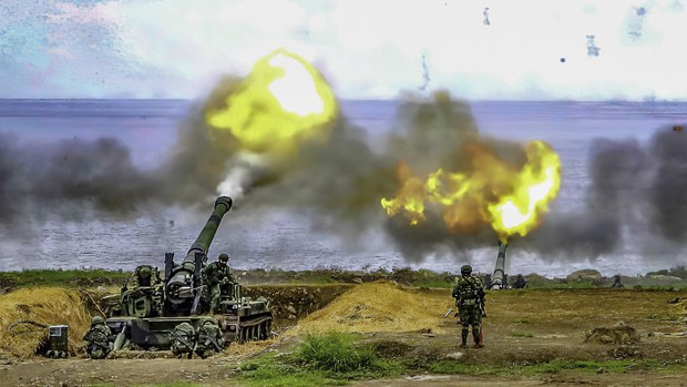 【台海局勢】台灣前參謀總長與美國智庫投書 美軍應在台設「供應盟軍戰爭儲備計劃」
