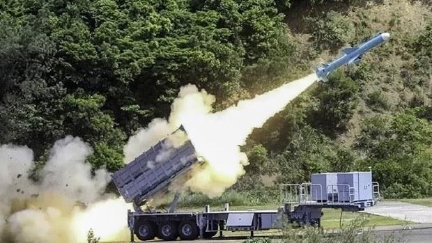 台灣證實已成功自製遠程飛彈 射程可攻擊中國內陸