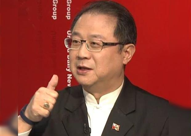 台湾淡江大学国际事务与战略研究所副教授黄介正表示,美国派军机掠过台湾南端的巴士海峡,是想刺激北京当局的「神经」。(黄介正脸书图片 / 拍摄日期不详)