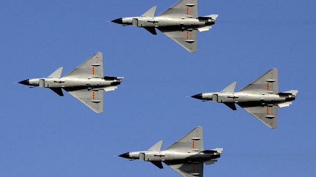 中共一日派25架軍機擾台 破史上單日架次紀錄