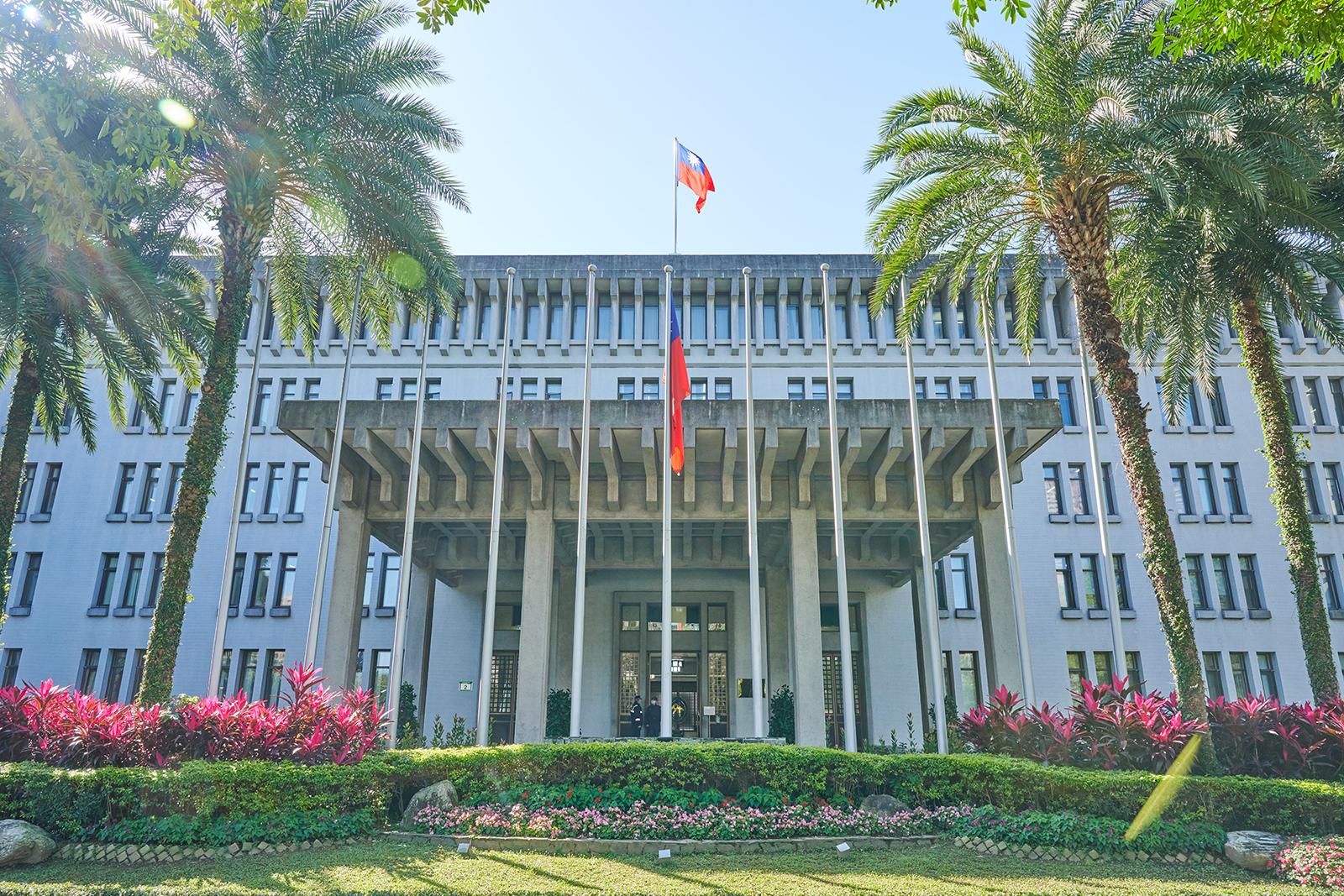 2021年4月12日,台灣外交部證實,美國前國務卿蓬佩奧或今年訪台。(鍾廣政攝)
