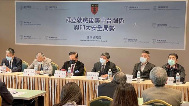 拜登就职演词未提对华政策 台学者指从内阁「五虎将」对华态度可窥全豹