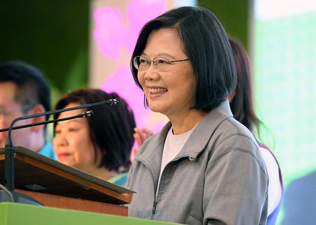 2019年12月12日,台灣總統蔡英文︰相關單位盡快查明事件真相,防止類似事件再發生。(民進黨提供)