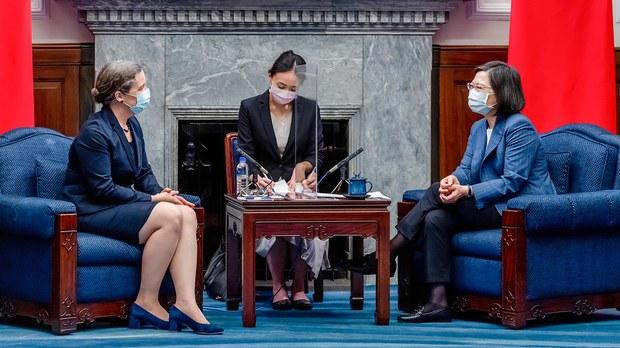 AIT處長形容美台關係處於巔峰 台灣獲美跨黨派支持冀未來再深化發展