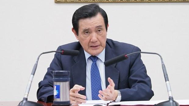馬英九:中國提供疫苗勿馬上拒絕 民進黨立委:別只顧抱中國大腿