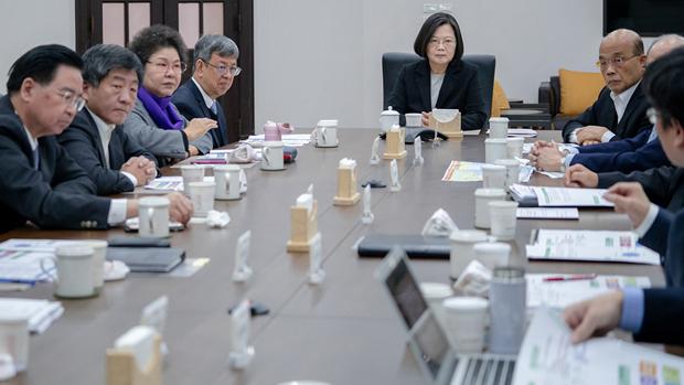 蔡英文吁世卫组织摒除政治因素 不应在防疫措施上排除台湾