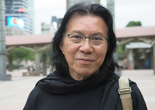 2019年12月18日,黃國桐律師︰香港人不是難民,不需要以《難民法》申請在台居留。(鍾廣政 攝)