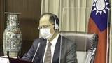 游錫堃建議美國政府:「台海有事,立即外交承認台灣」