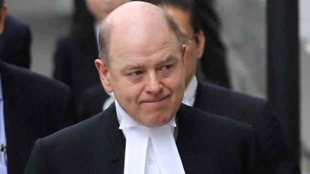 黎智英案律政司另聘主控代David Perry 英外相藍韜文曾斥其唯利是圖