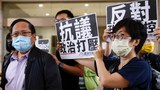 美国国务卿布林肯表示,香港民主人士因政治指控被判刑是不可接受。