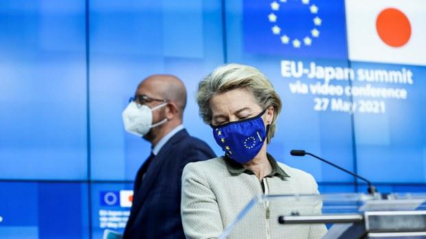 欧日峰会首提台海问题 学者:以美国为首的抗中联盟更稳固