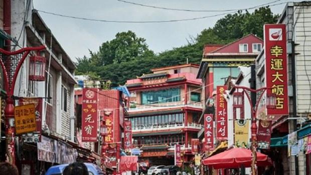 中韓再起文化之爭     60萬韓民反對旅遊區建中國城