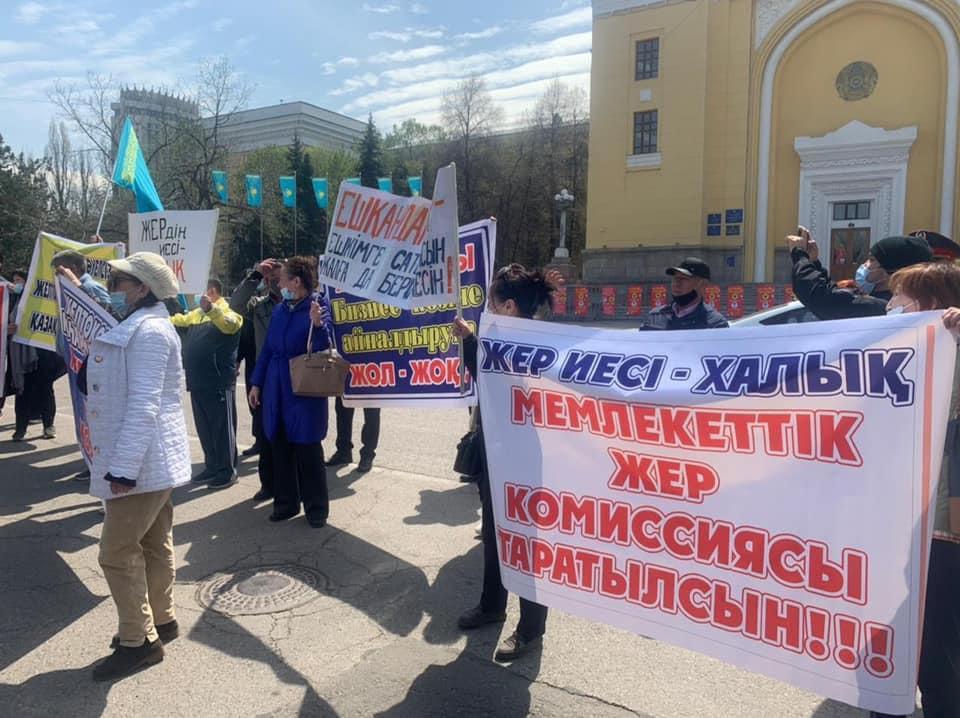 當地人說,九成五以上的哈薩克人認為一帶一路是投資者陷阱。(哈薩克人提供)