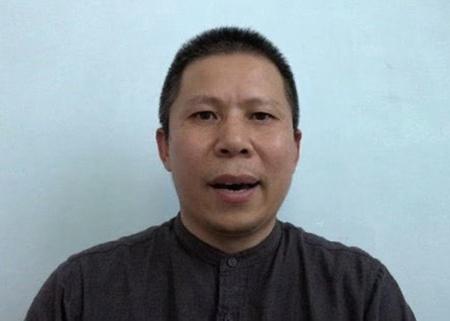 2020年2月4日,中国新公民运动发起人许志永发表吁习近平下台的《劝退书》,2月15日许志永在广州被警方抓捕。(新公民运动网站图 /  2020年2月4日)