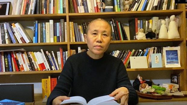 劉曉波獲頒諾獎10周年 劉霞讀詩紀念亡夫