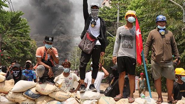 【缅甸政变】军政府庆「军人节」大开杀戒至少64人亡    民众:军方待人民如杀鸡杀鸟