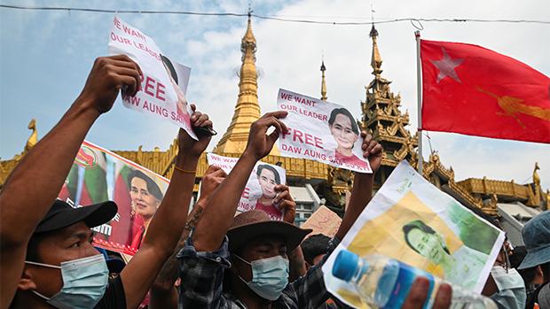 緬甸軍民衝突升級 華人憂局勢惡化恐遭報復