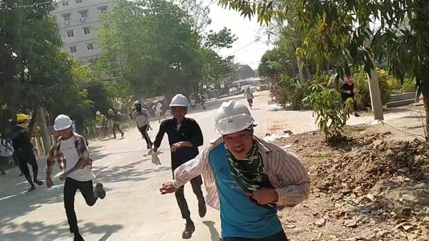【緬甸政變】軍警四出拘捕罷工參與者 變節警指上級下令「射死抗爭者」