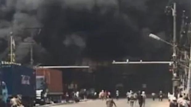 中国支持缅军政府 当地中资受累再被打砸求助无门