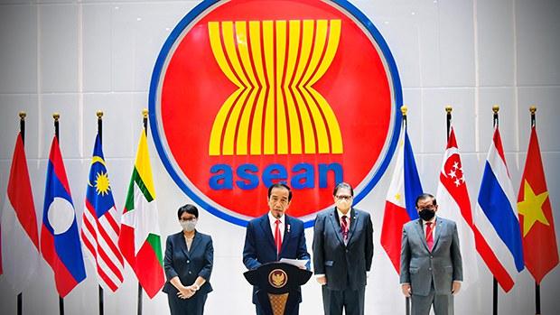 【緬甸政變】東盟會議達5點共識    據報敏昂萊不反對特使調停    專家:軍頭未回應危機未解